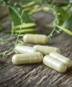 Green Horned Leaf Kratom Capsules