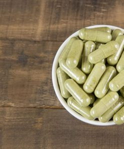 Superior Green Malaysian Capsules