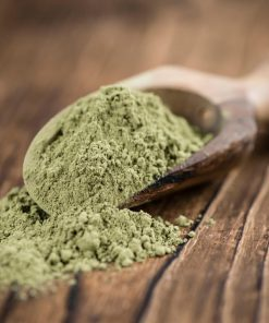 White Indonesian Kratom Powder