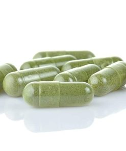 green vein thai kratom capsules